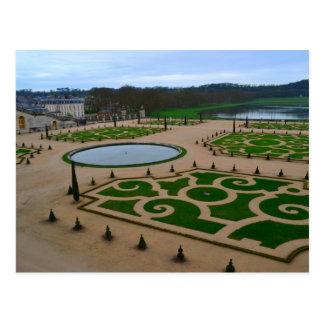 Palace of Versailles Garden in the Île-de-France r Postcard
