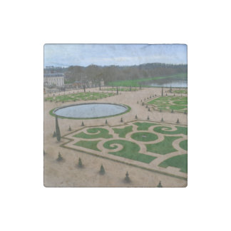Palace of Versailles Garden in the Île-de-France r Stone Magnet