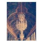 Palace of versailles-hall of mirrors post cards