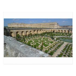 Palace Of Versailles Postcard