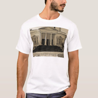 Palace of Weddings in Mozambique T-Shirt