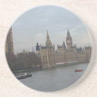 Palace Of Westminster Drink Coaster