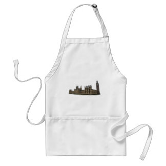 Palace of Westminster: Houses of Parliament: Adult Apron