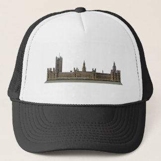 Palace of Westminster: Houses of Parliament: Trucker Hat