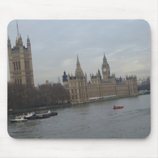 Palace Of Westminster Mouse Pad