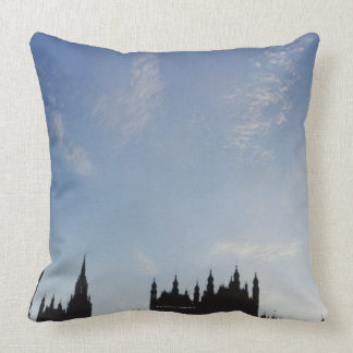 Palace of Westminster Pillow