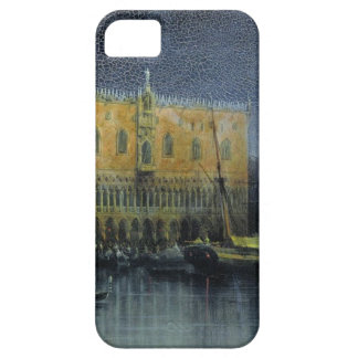 Palace rains in Venice by moonlight by  Aivazovsky iPhone SE/5/5s Case