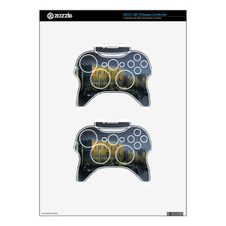 Palace rains in Venice by moonlight by  Aivazovsky Xbox 360 Controller Skin