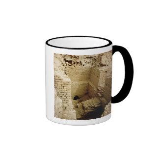 Palace ruin mugs