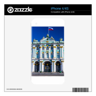Palace Square St Petersburg Russia iPhone 4S Skins