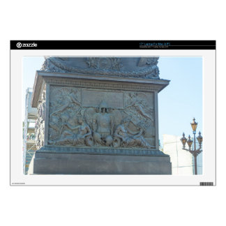 Palace Square St Petersburg Russia Laptop Decal