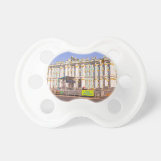 Palace Square St Petersburg Russia White Nights Pacifier