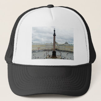 Palace Square Trucker Hat