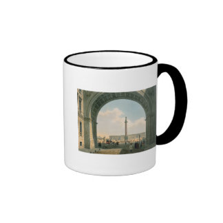 Palace Square, View from the Arch of the Army Coffee Mugs
