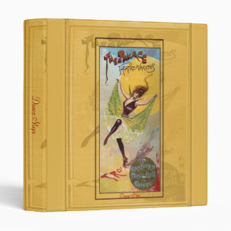 Palace Theatre of Varieties Binder
