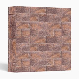 Palace Wall Chocolat Bricks: Elite n Artistic 3 Ring Binder