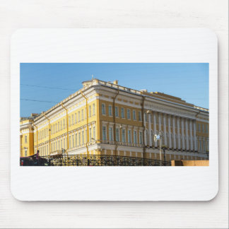 Palaces Neva River Mouse Pad
