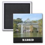 Palacio cristalino, imán de Madrid