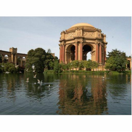 Palacio de bellas arte en San Francisco Escultura Fotografica