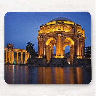 Palacio de bellas arte - San Francisco - Mousepad Tapetes De Ratones