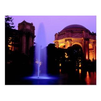 Palacio de bellas arte tarjetas postales