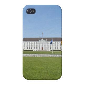 Palacio de Bellevue en Berlín iPhone 4 Cárcasa
