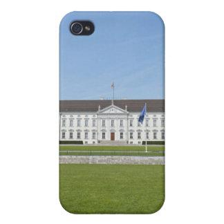 Palacio de Bellevue en Berlín iPhone 4 Fundas