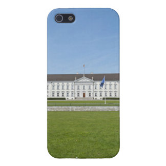 Palacio de Bellevue en Berlín iPhone 5 Protector