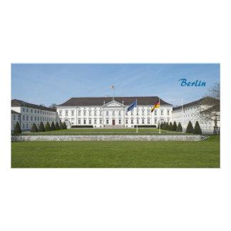 Palacio de Bellevue en Berlín Tarjetas Fotográficas