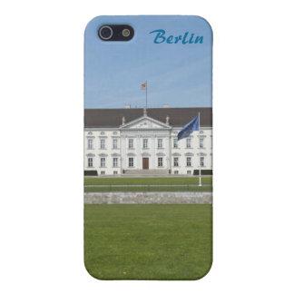 Palacio de Bellevue en el caso de Berlín para el i iPhone 5 Coberturas