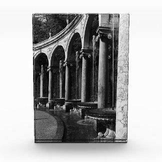 Palacio de BW Francia de la arboleda de la columna