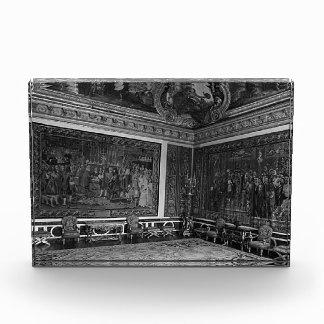 Palacio de BW Francia del chambre 1970 de Versalle