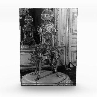 Palacio de BW Francia del reloj astronómico de Ver