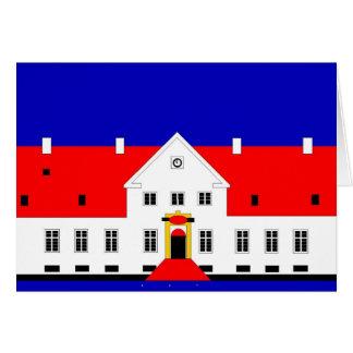 Palacio de Bygholm Tarjeta De Felicitación