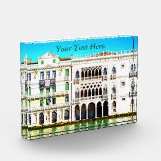 Palacio de Ca D'Oro, Venecia, Italia