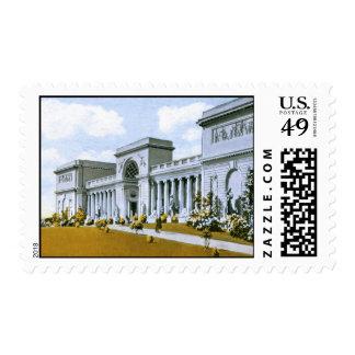 Palacio de California de la legión de honor Estampillas