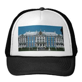 Palacio de Catherine en Pushkin, St Petersburg, Ru Gorro