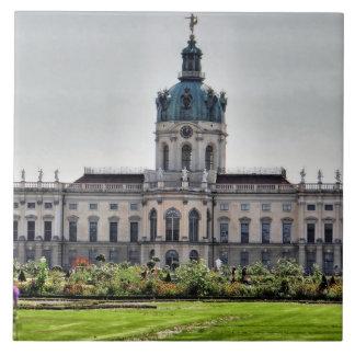 Palacio de Charlottenburg, Berlín Azulejo Cuadrado Grande