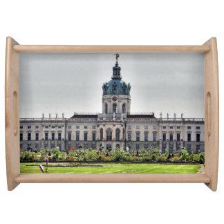 Palacio de Charlottenburg, Berlín Bandeja