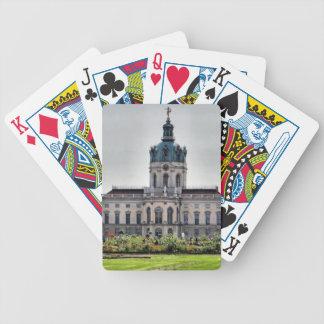 Palacio de Charlottenburg, Berlín Cartas De Juego