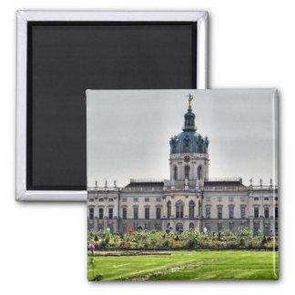 Palacio de Charlottenburg, Berlín Imán Cuadrado