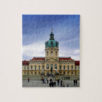 Palacio de Charlottenburg, Berlín Puzzles Con Fotos