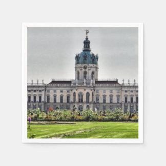 Palacio de Charlottenburg, Berlín Servilletas De Papel