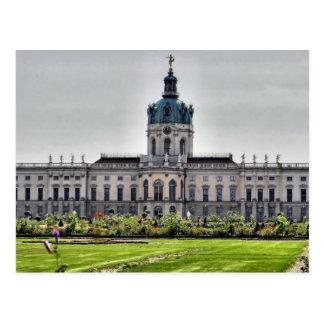 Palacio de Charlottenburg, Berlín Tarjetas Postales