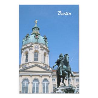 Palacio de Charlottenburg en Berlín Cojinete
