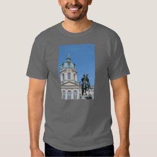 Palacio de Charlottenburg en Berlín Poleras