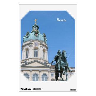 Palacio de Charlottenburg en Berlín Vinilo