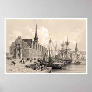 Palacio de Christiansborg Impresiones