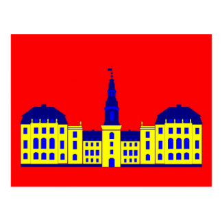 Palacio de Christiansborg Postales