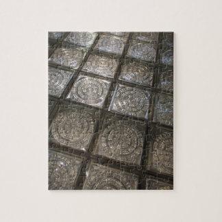 Palacio de Communicaciones, glass flooring Jigsaw Puzzle